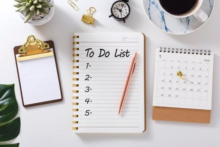 La To Do List: lo strumento giusto per l'Evento Perfetto! Cos'è, quali sono le voci principali e con quali strumenti redigerla per semplificarti l'organizzazione?