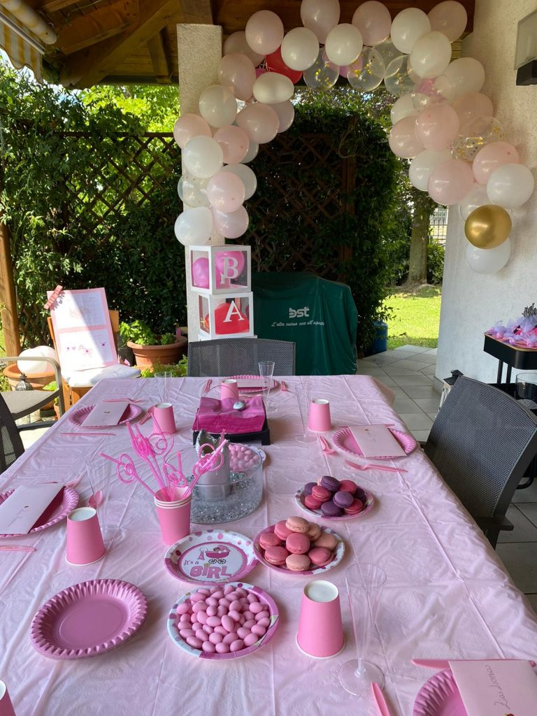 Real Events: Bea Shower il Baby Shower di Beatrice