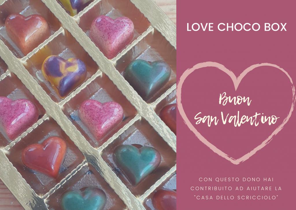 Love Choco box
