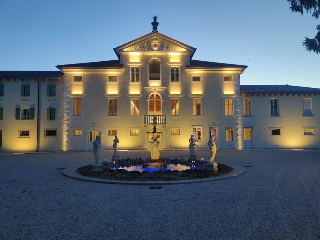 Villa Trovatore Rossato