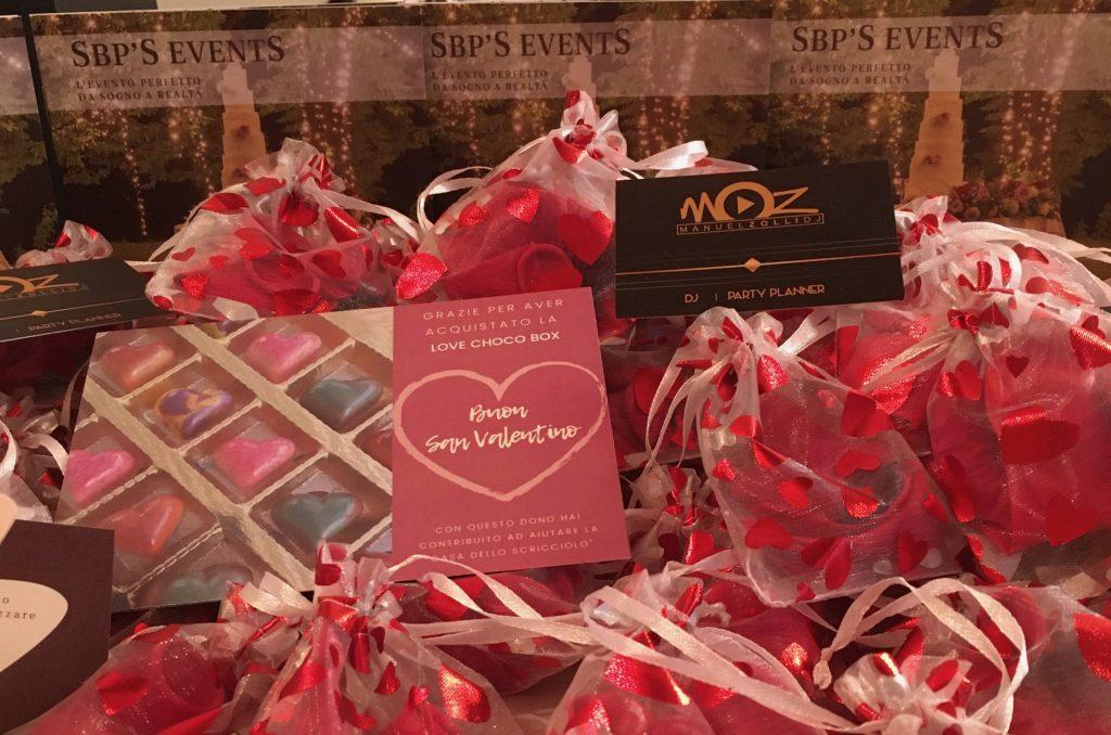 Love Choco Box Kit