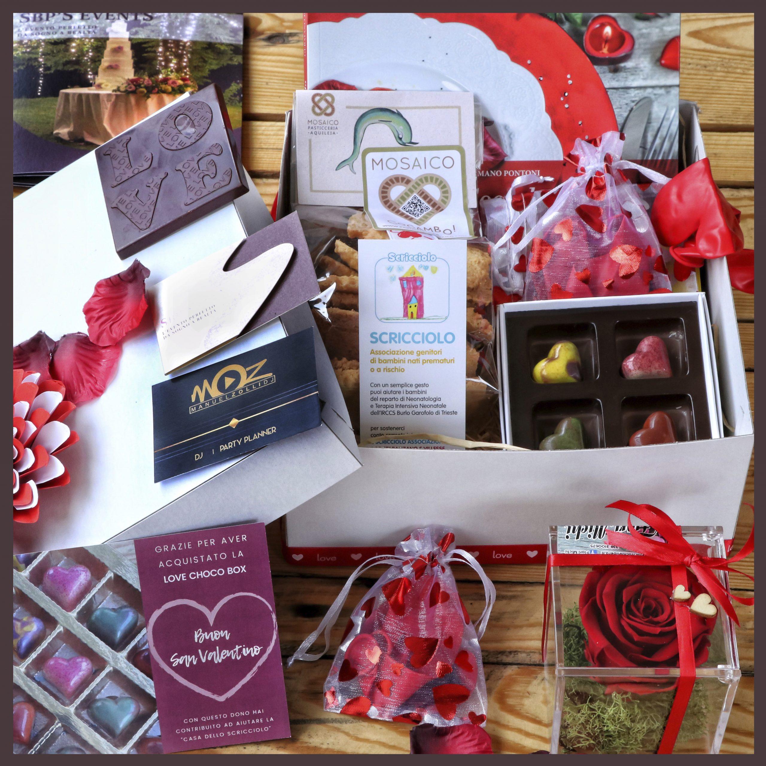 Love Choco Box Limited Edition: il regalo perfetto per San Valentino