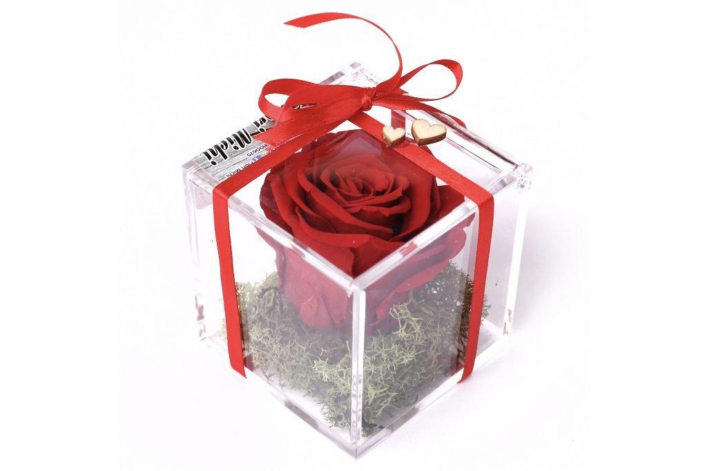Rosa Love Choco Box